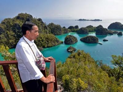 Destinasi Wisata yang Jadi Trending Karena Jokowi