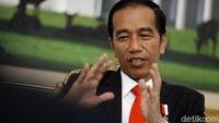 Soal Gaji PNS Muslim Dipotong Zakat, Jokowi: Belum Ada Keputusan