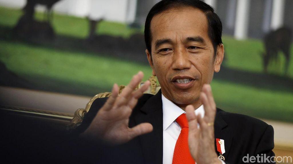 Pamer Foto Ciliwung, Jokowi Beberkan Jurus Cegah Banjir