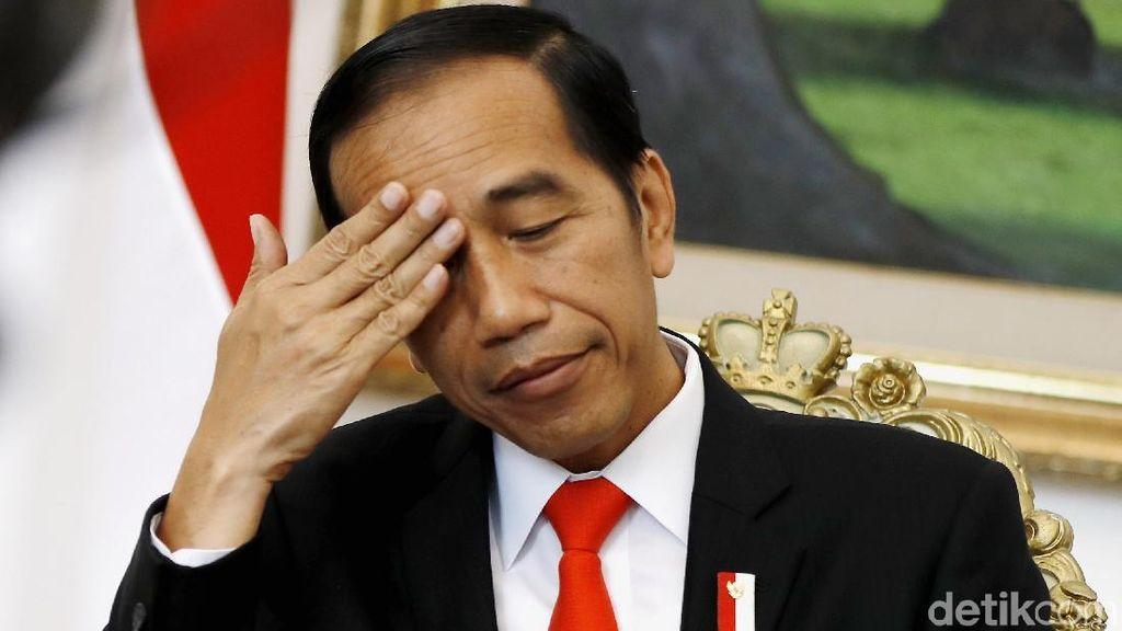 Hampir 3 Jam, Jokowi dan Sri Mulyani Cs Bahas Neraca Dagang Tekor