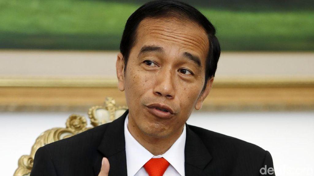 Soal Lahan Dikuasai Orang Kaya, Jokowi: Tak Pernah Bagi 1 Meter Pun