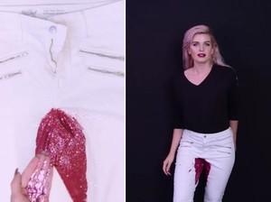 Duh! Celana Kena Darah Menstruasi Dijadikan Kostum Halloween