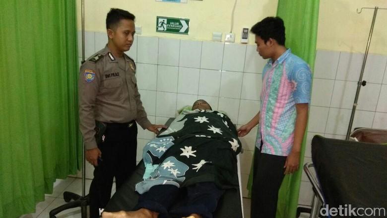 Belum Sempat Ngopi, Sopir Asal Banyumas Tewas di Warkop Rembang