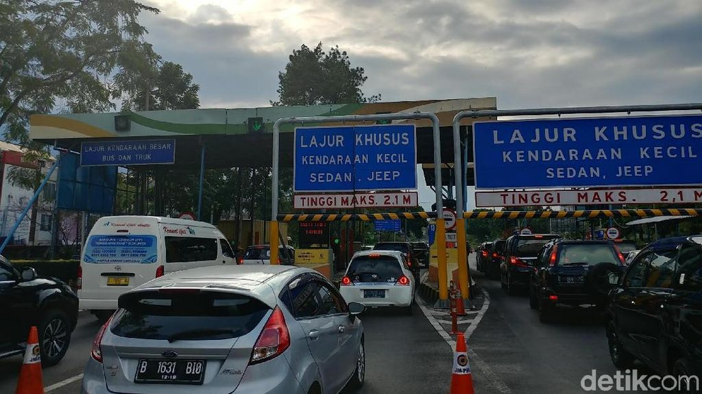 Relokasi GT Pasteur ke Baros Ditargetkan Rampung Awal 2018