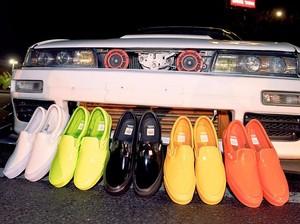 Sepatu Glossy Terbaru dari Vans Dibuat Untuk Kamu Generasi Millennial