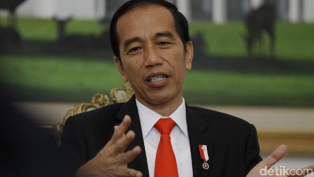 Ke Pelaku UMKM, Jokowi: Kalau Lambat Kita Ditinggal