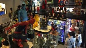 50 Ribu Mainan Superhero Ada di Sini!