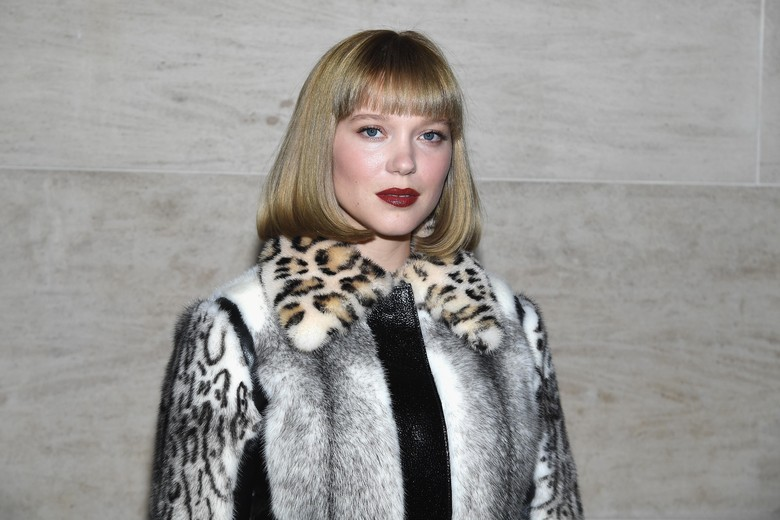 Lea Seydoux, Bond Girl yang Juga Korban Pelecehan Produser Hollywood