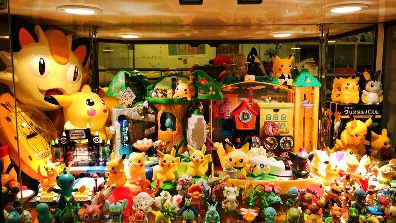 Museum ini bernama Batcat Museum. Museum ini berada di Bangkok, Thailand (Batcat Museum & Toys Thailand/ Facebook)