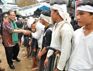 Pesan Menkop UKM untuk Perajin Baduy