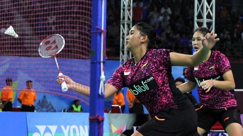Dikalahkan China, Indonesia Hanya Sampai Perempatfinal