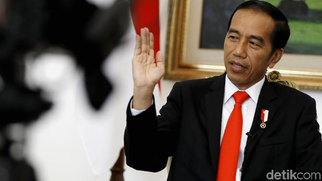Jokowi: Utang Kita Paling Kecil