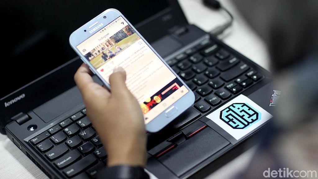 BRTI Temui Operator soal Ancaman Bajak Ponsel via SIM Card