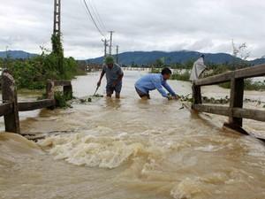 Ganasnya Banjir Vietnam yang Tewaskan 37 Orang