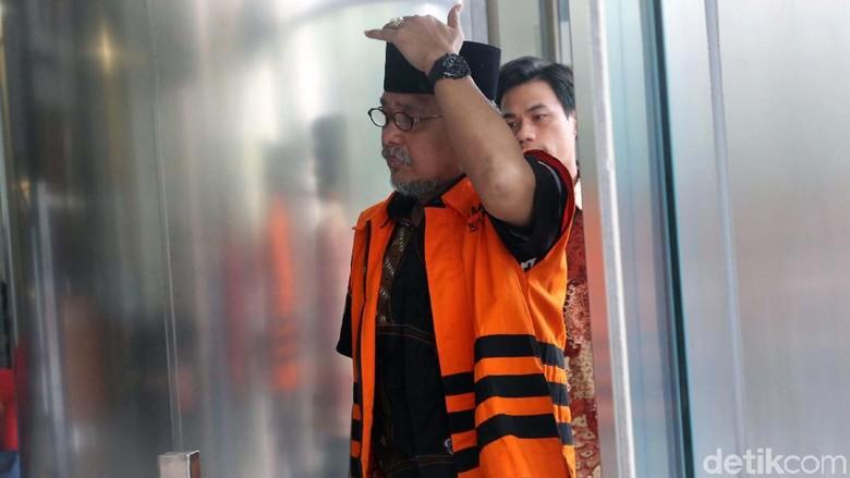 Nur Alam dan Iwan Rusmali Diperiksa Penyidik KPK