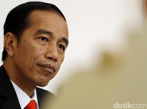 Jokowi Titip 30 Ribu WNI ke Emir Qatar Syekh Tamim