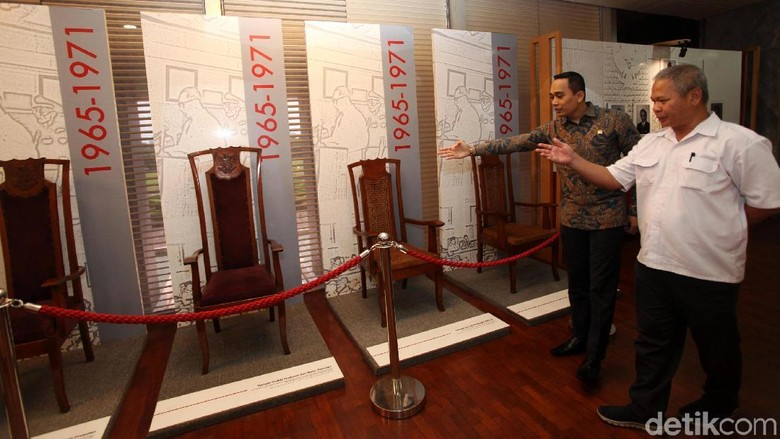 Soroti Museum DPR, Anggota F-PD Usul Dibuat Patung Pimpinan Dewan