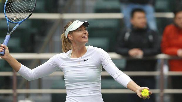 Maria Sharapova memutuskan pensiun dari lapangan tenis. (