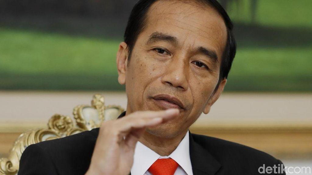 Jokowi Terbitkan Perpres Atur Tenaga Kerja Asing di RI