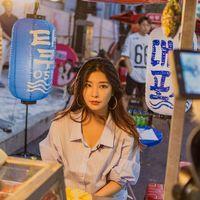 Viral Foto Dosen Korea Cantik dan Seksi, Siapa yang Mau Diajar?