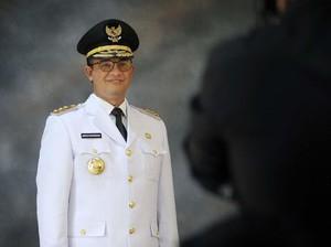 Anies Deg-degan Jelang Dilantik Jokowi