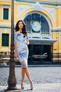 Indonesia Masuk Top 5 Foto Terfavorit di Miss Grand International