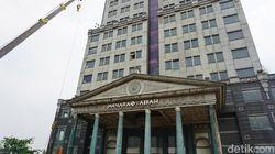 Urban Legend: Menara Saidah dan Rumor Gedung Berhantu