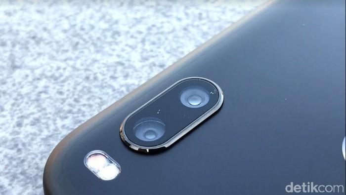 Xiaomi Mi A1. Foto: detikINET/Adi Fida Rahman