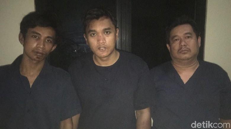 Polisi Tangkap Sindikat Pencuri Sepeda Motor di Tamansari