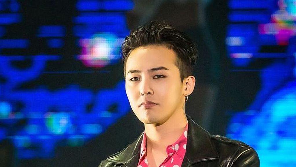 G-Dragon Dituding Dapat Perlakuan Khusus saat Wajib Militer