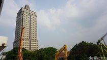 Foto: Menara Saidah yang Berselubung Mitos