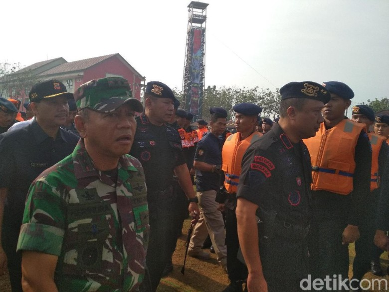 Masuki Musim Penghujan, Polda Jabar Siagakan Pasukan Bencana Alam