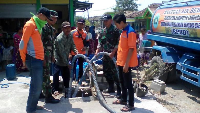 16 Desa Masih Kekurangan Air Bersih, ini Langkah Pemkab Lamongan