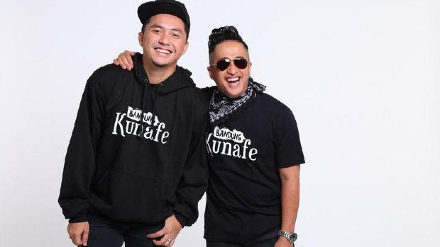 Jelang Nyoblos, Irfan Hakim dan Omesh Makin Gencar Promo Bisnisnya