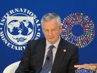Menteri Keuangan Prancis Bruno Le Maire