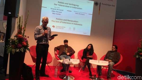 Ini Aksi 9 Penulis Indonesia di Frankfurt Book Fair 2017
