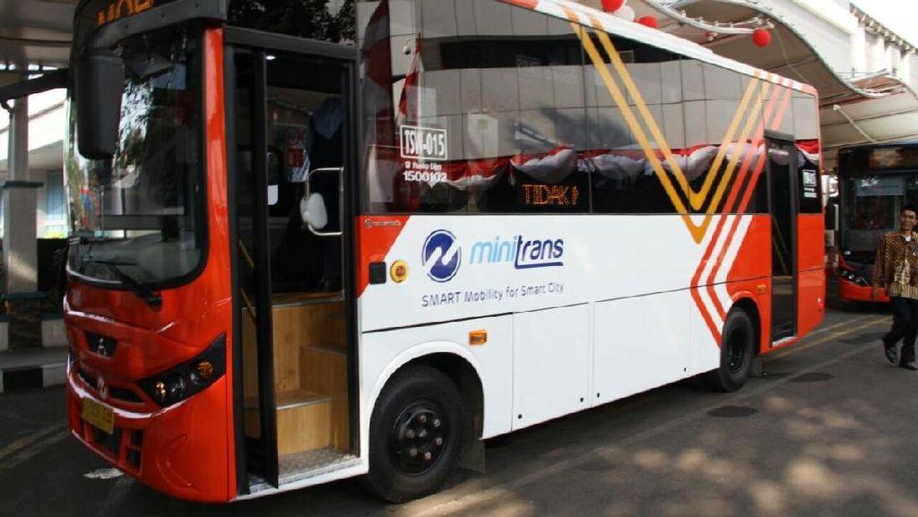 Pemilik Metromini Ditawari Beli Minitrans, Berapa Harganya?