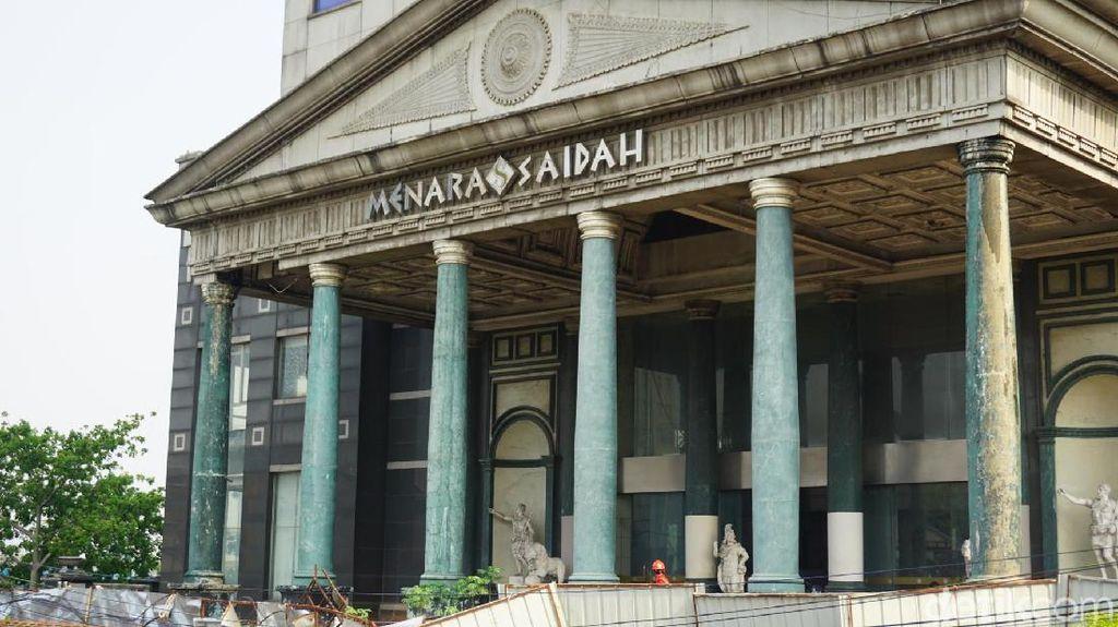 Fakta Seputar Menara Saidah, Gedung yang Penuh Cerita Horor