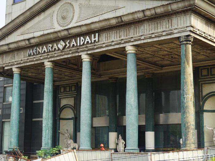 Fakta Menara Saidah, Gedung yang Penuh Cerita Horor/Foto: Kanavino/detikcom