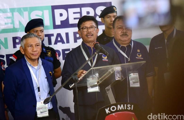 TKN Jokowi-Maruf: Tolak Hasil Pemilu, Prabowo Tak Bersikap Kesatria