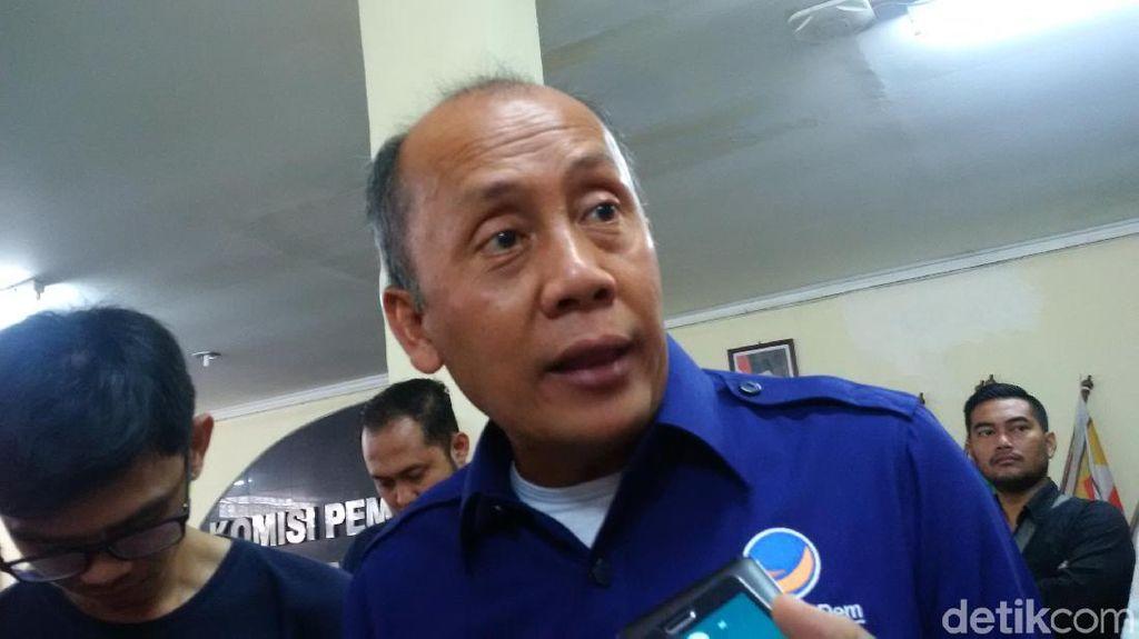 NasDem: Kami Usul Amandemen Menyeluruh, Tak Spesifik Jabatan Presiden