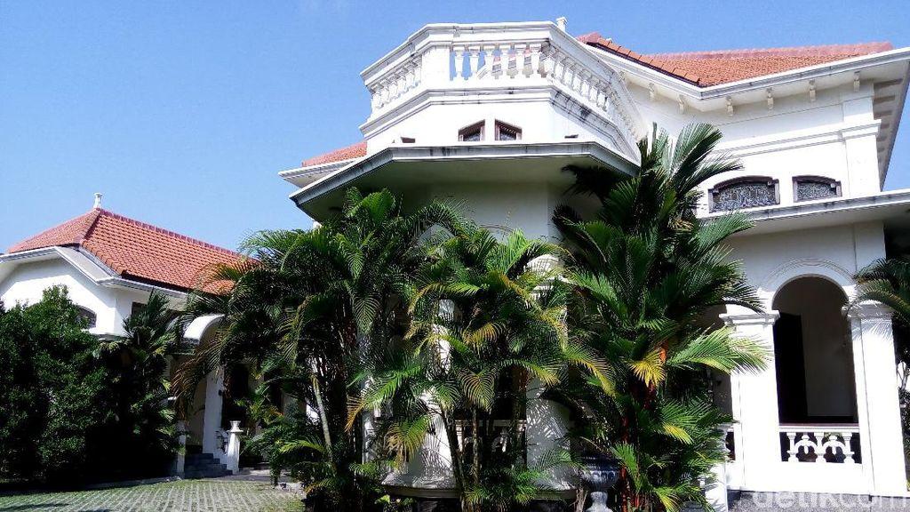 Rumah Megah Eks Milik Koruptor Disulap Jadi Karantina ODP Corona di Solo