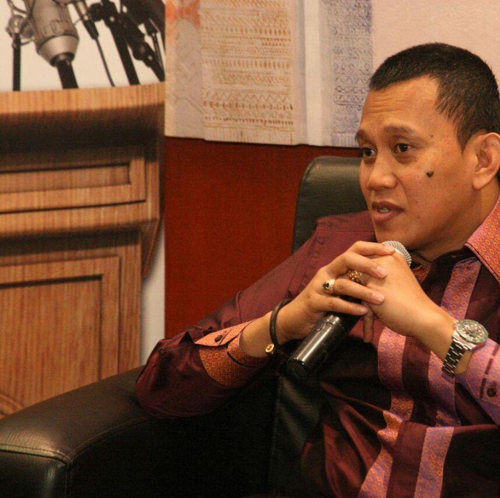 Timses Jokowi Minta Polisi Profesional Usut Peluru Nyasar di DPR
