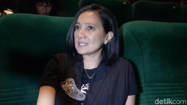 Perankan Ibu di Film Posesif, Cut Mini Masuk Nominasi FFI 2017