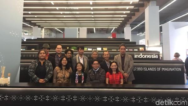 132 Judul Buku Indonesia Serius Diminati, 18 Judul Terjual di FBF 2017