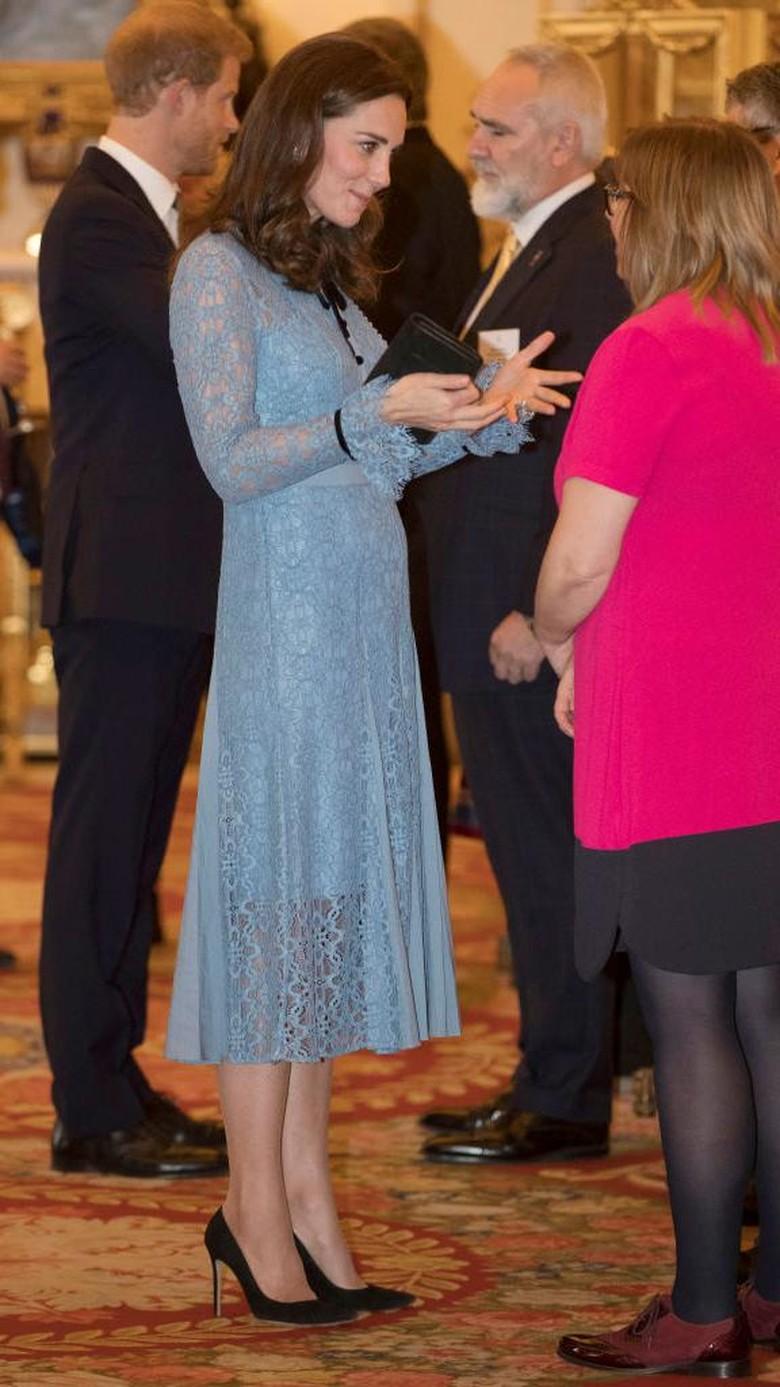 Hamil Anak Ketiga, Kate Middleton Dibully karena Terlalu Kurus