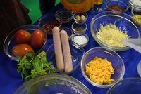 Trik Bikin Pan Pizza Sosis Praktis Di Rumah Untuk Bekal Si Kecil