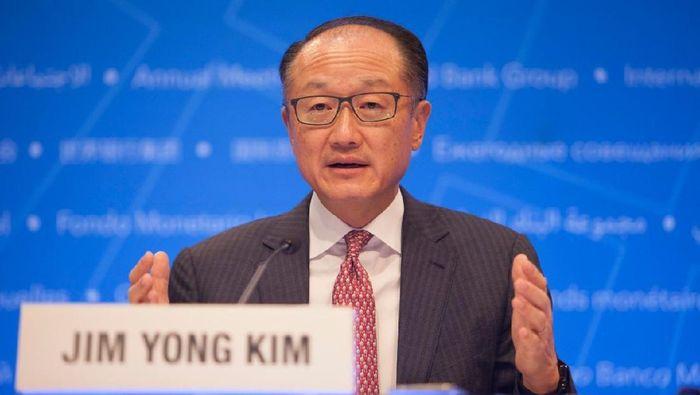 Ilustrasi/Presiden Bank Dunia Jim Yong Kim/Foto: Maikel Jefriando/detikFinance