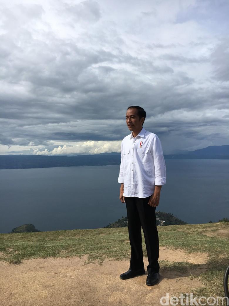 3 Tahun Jadi Presiden RI, Jokowi: Silakan Masyarakat Menilai