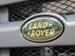 Ogah Desainnya Dicontek, Land Rover Tak Mau Pamerkan Konsep Lagi